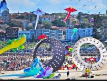 Khám phá lễ hội của gió cùng với vé máy bay đi Úc giá rẻ