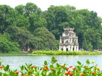 Thăm quan Hồ Hoàn Kiếm bằng vé máy bay đi Hà Nội Jetstar