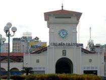 Du lịch thú vị tại chợ Bến Thành bằng vé máy bay đi thành phốHồ Chí Minh