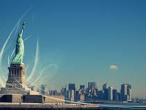 Đặt vé máy bay đi Mỹ khi muốn đến khám phá cổng Vòng Cung