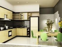 Hướng dẫn dọn sạch tủ bếp gỗ xoan đào chỉ trong 5 bước