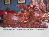 Phật Di Lặc nên để ở đâu